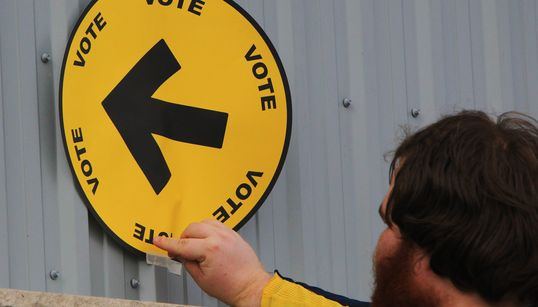 Advance Poll Turnout Is The Highest Ever: