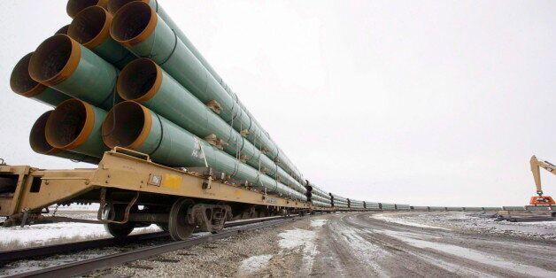 Keystone XL pipeline will begin shipping oil on the southern leg on Jan.