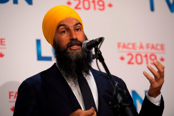 Jagmeet Singh was the first leader to respond to theCanadian Perinatal Mental Health Collaborative's letter.