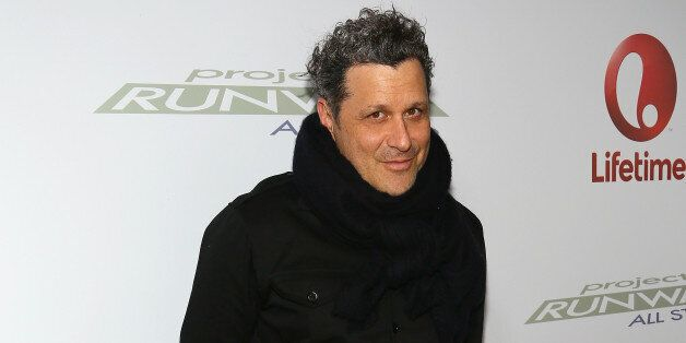 NEW YORK, NY - OCTOBER 22: Designer Isaac Mizrahi attends the Project Runway All Stars Season 3 Premiere...
