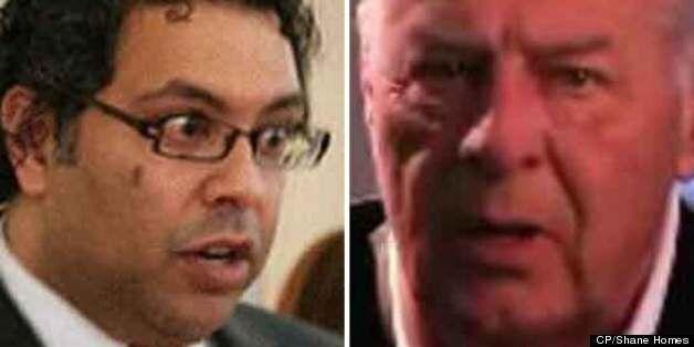Cal Wenzel files defamation lawsuit against Calgary Mayor Naheed Nenshi.