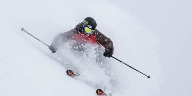 Canadian Olympic hopefuls Justin Dorey, Mike Riddle, and Marielle Thompson hit Whistler's slopes before opening day.