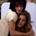 Courteney Cox Welcomes Jennifer Aniston To Instagram With A Season 1