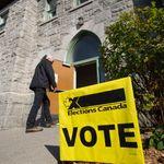 Le nombre d'électeurs ayant voté par anticipation a bondi de 29