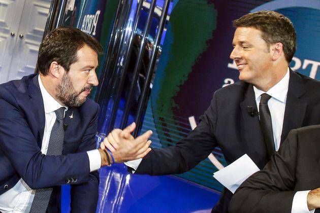 Due a uno per Renzi