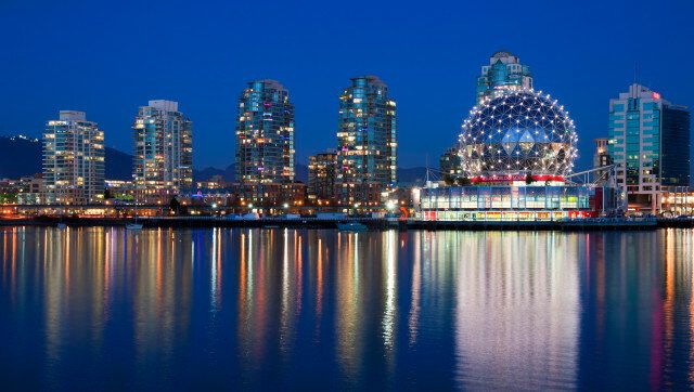Countries have passports and  provinces have license plates but what about cities, like Vancouver, British Columbia? (Getty)