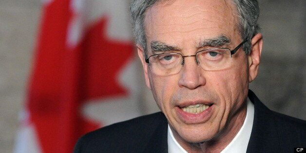 """Natural Resources Minister Joe Oliver says he's been getting an """"enthusiastic"""" reaction from the new U.S. energy secretary on a proposal from Ottawa that Canada and the United States work together on targets to reduce emissions from oil and gas production. (CP)"""