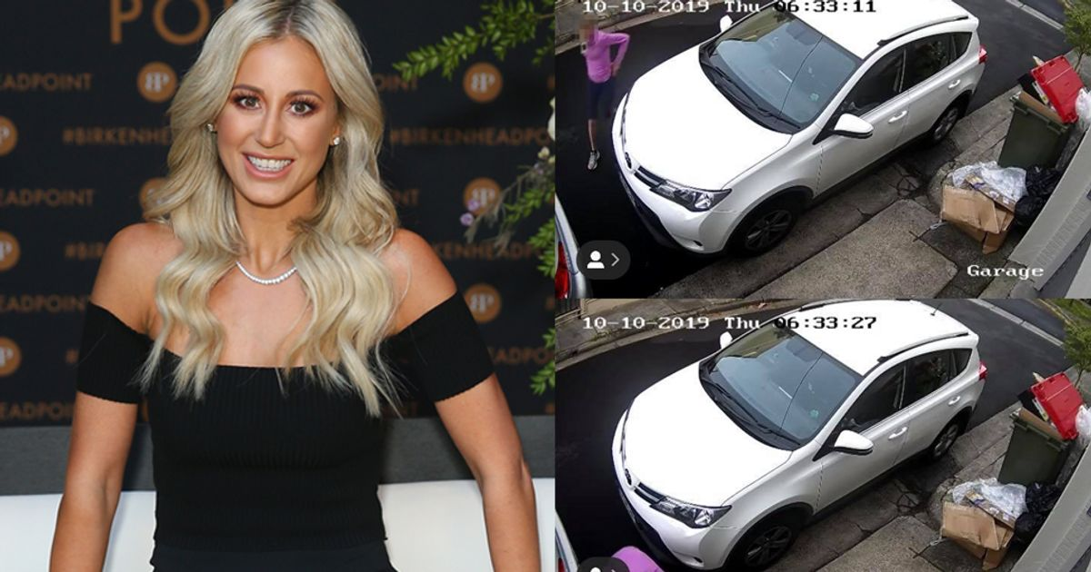 This Is Roxy Jacenko Recovering After The Poo Jogger Ordeal