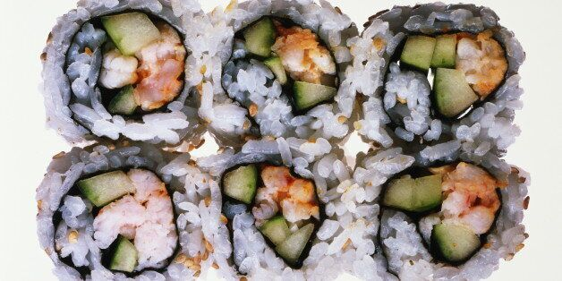 Sushi: you're doing it all wrong