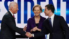 5 Takeaways Dari selasa Debat Demokratis: Elizabeth Warren Tumpukan-On