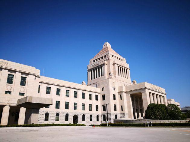 国会議事堂=東京・永田町