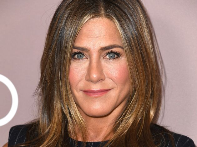 La actriz Jennifer Aniston, en el evento Variety's 2019 Power Of Women: Los Angeles, el 11 de octubre...