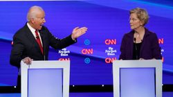 Au débat des démocrates, Elizabeth Warren (et Donald Trump) sous le feu des