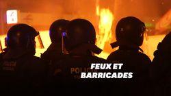 Scènes de guérilla à Barcelone après la condamnation de