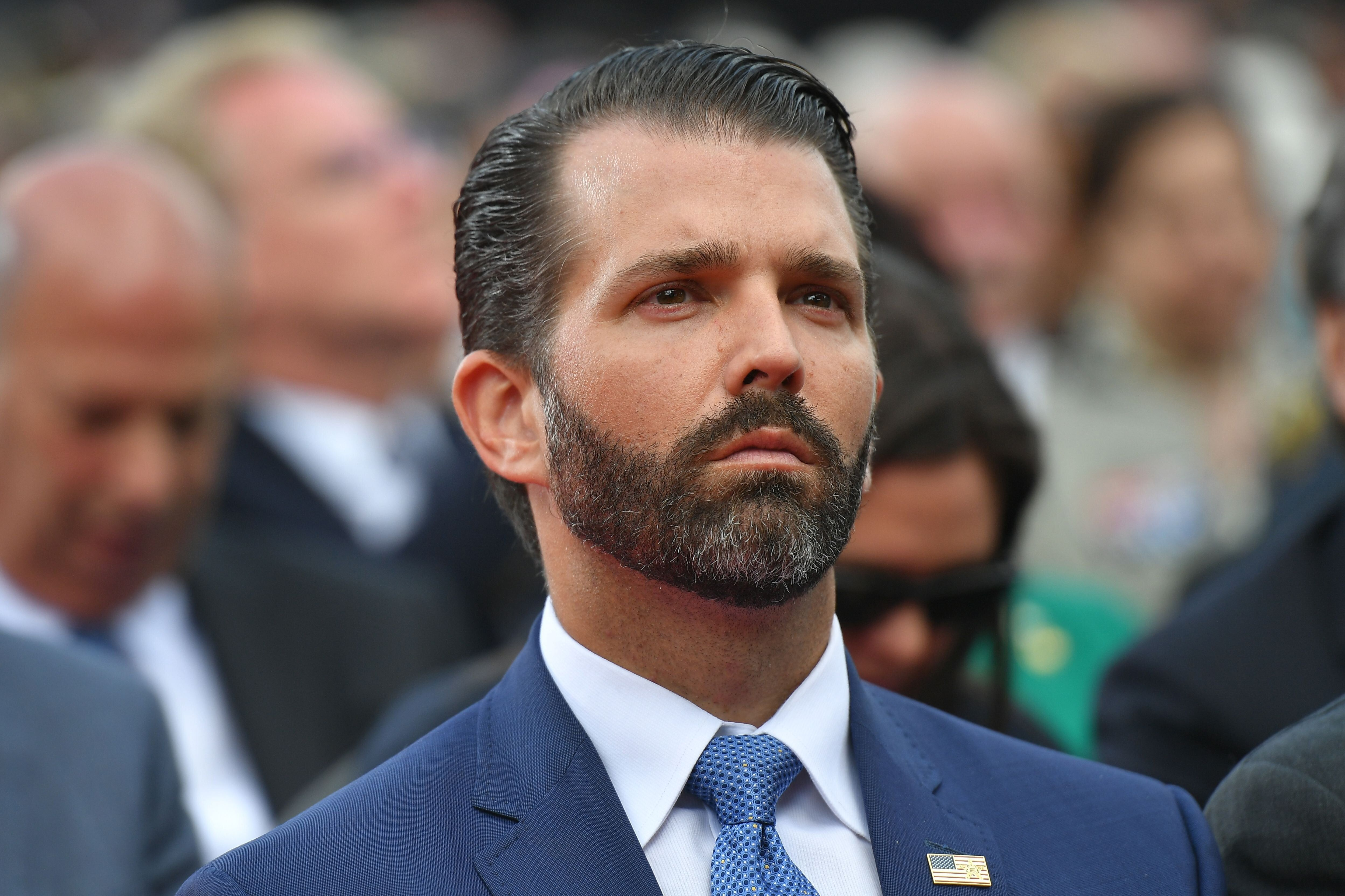 Donald Trump Jr.'s Oblivious Gripe ...