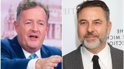 Piers Morgan Labels David Walliams A 'Poisonous' 'Snivelling Toady' After BGT Star Likes Negative Tweets About GMB