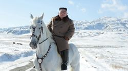North Korea's Kim Jong Un Rides White Horse Up A Mountain: What Are His