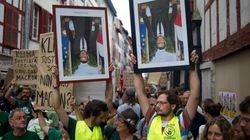 500 euros d'amende pour huit décrocheurs de portraits de