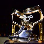 Τα ακριβότερα παπούτσια του κόσμου παρουσιάστηκαν στο