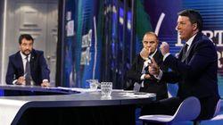Salvini vs Renzi, quello che la Leopolda dovrà