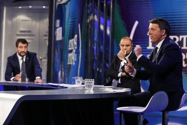 Salvini vs Renzi, quello che la Leopolda dovrà dire