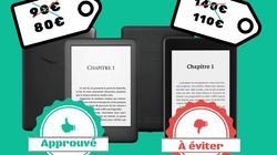 Les Kindle en promo dès 80 euros, on valide ou