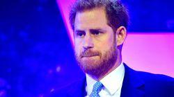 Il principe Harry in lacrime davanti a tutti: