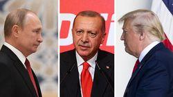 L'Ue balbetta davanti a Erdogan, Trump rompe con tutti, Putin