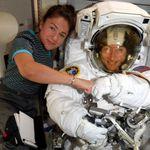 La première sortie spatiale 100% féminine jeudi ou
