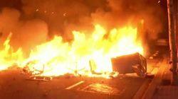 Continuano le proteste a Barcellona: 125 feriti nella guerriglia tra indipendentisti e agenti