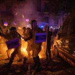 El balance de las protestas en Cataluña: 125 heridos y 54