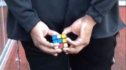Ρομποτικό χέρι έλυσε τον κύβο του