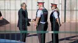 El Tribunal Constitucional advierte a Torra y al Govern de riesgo penal por