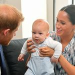 Baby Archie Inherited A Very Distinct Trait, Meghan And Harry