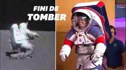 Pourquoi les astronautes ne sautilleront plus sur la Lune avec leurs nouvelles