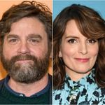 Zach Galifianakis Shares The Sweetest Story About Tina Fey At