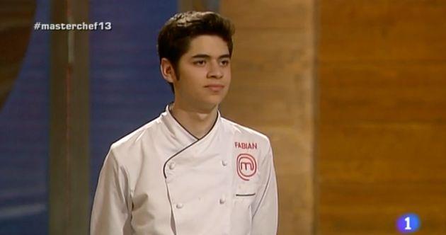 Fabián León, de