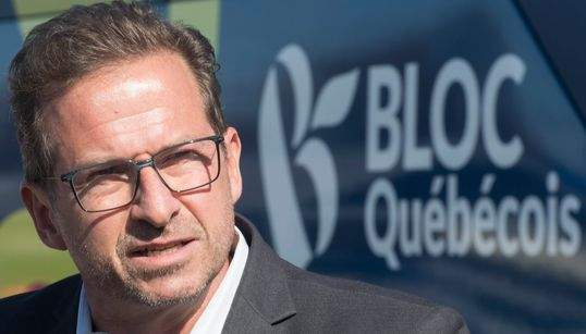 Bloc Leader Turns Up Heat On Rivals As His Party Surges In