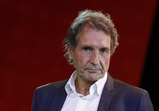 Jean-Jacques Bourdin à Paris en septembre