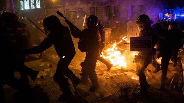 L'Espagne sous le choc après les violences en