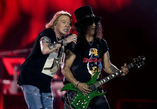 Το «Sweet Child of Mine» των Guns N' Roses γίνεται το πρώτο τραγούδι των 80's με 1 δισ. views στο