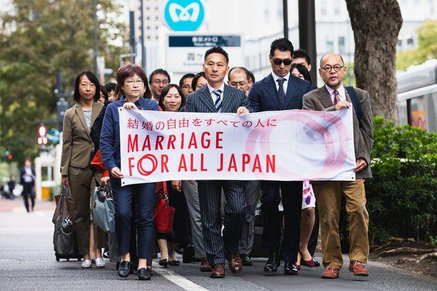 「結婚は子を作って育てるため」。国の主張に同性婚訴訟の原告が反発「こういう時代を終わらせたい」
