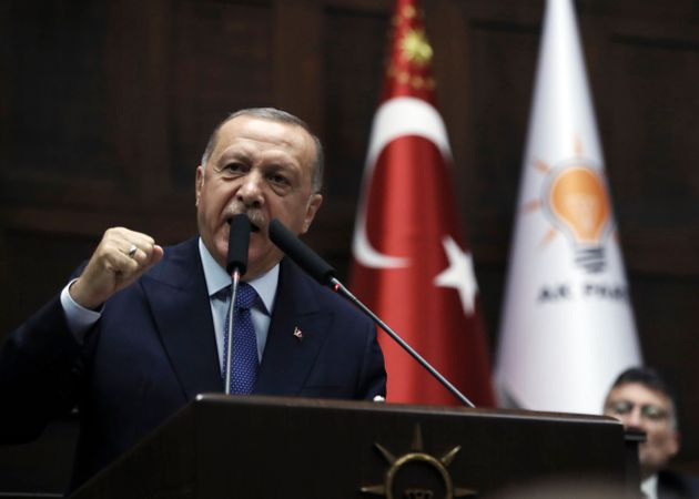 Ερντογάν: Η Τουρκία δεν διέπραξε ποτέ σφαγή αμάχων στην ιστορία