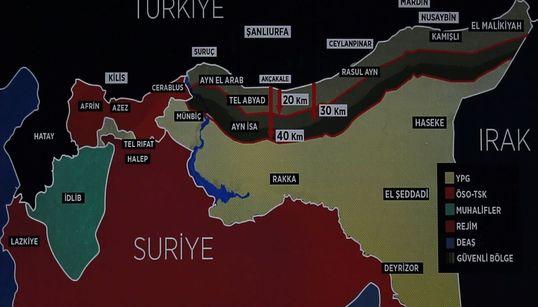 Γιατί όλοι θέλουν να ελέγξουν την Μανμπίτζ της Συρίας; Η στρατηγική σημασία για Ερντογάν, Άσαντ,
