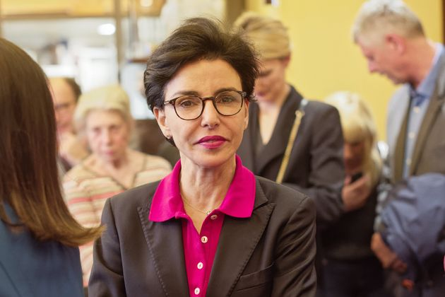 Rachida Dati à Paris, le 16 avril 2019 (photo