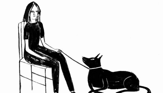 Estas ilustraciones reflejan a la perfección lo que es vivir con