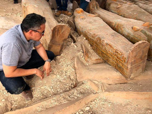 Scoperte 20 tombe egizie a Luxor, l'antica Tebe: