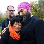 Jagmeet Singh décoche des flèches en direction des libéraux et des