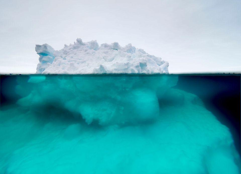 50% Below The Ocean Arctic