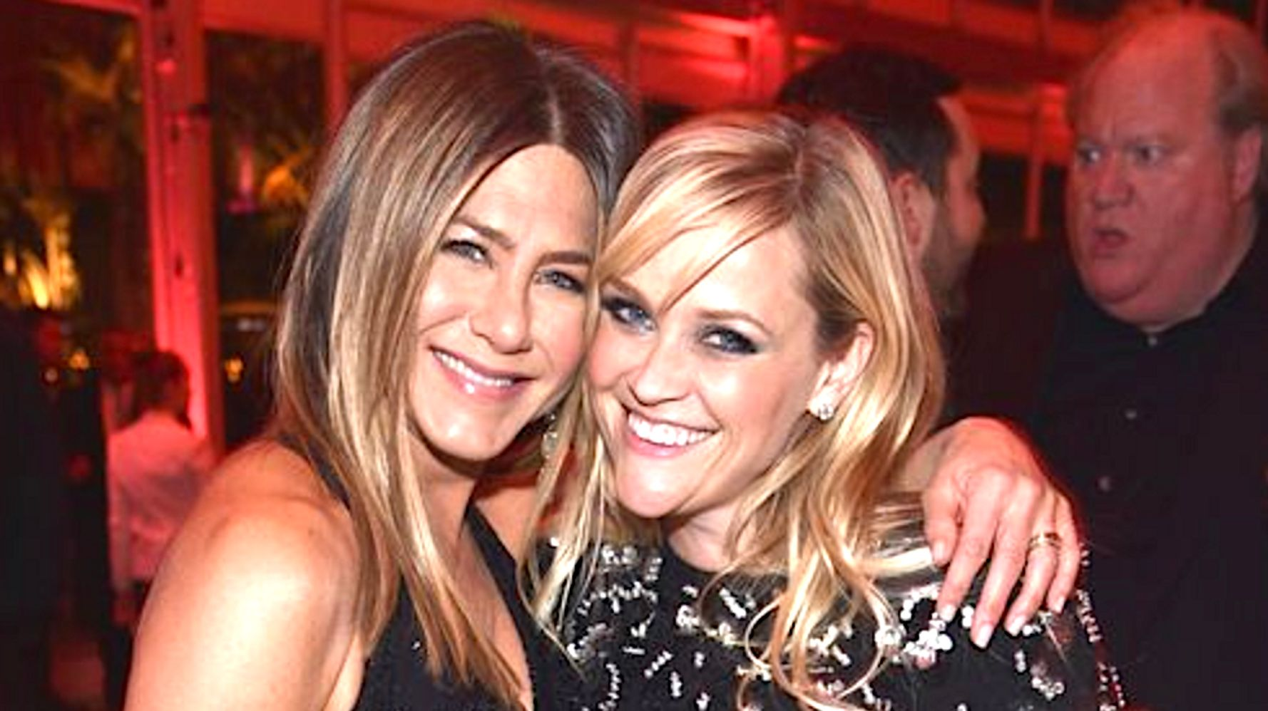 Westlake Legal Group 5da735a2210000090e34a213 Jennifer Aniston, Reese Witherspoon Bank Big Bucks Per 'Morning' Episode